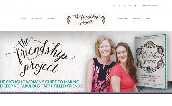 The Friendship Project Book