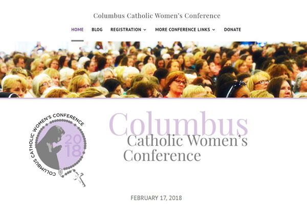 Columbus Catholic Women's Conference Homepage